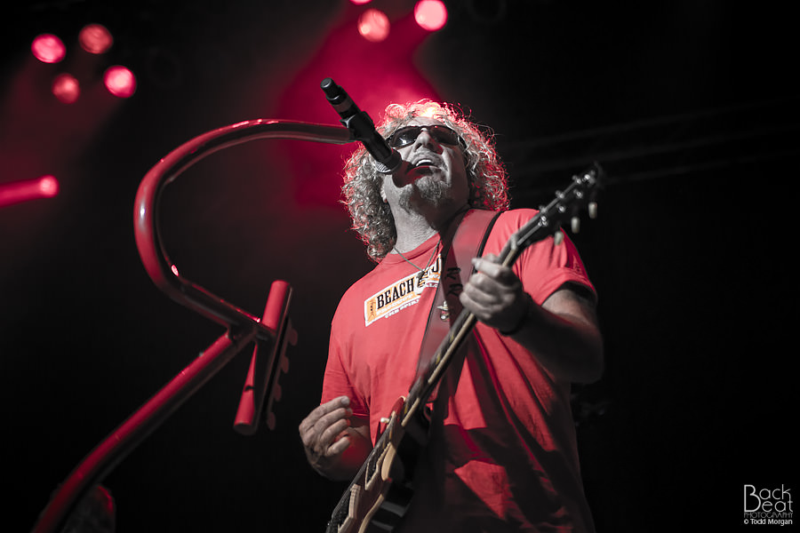 Sammy Hagar: July 19, 2014