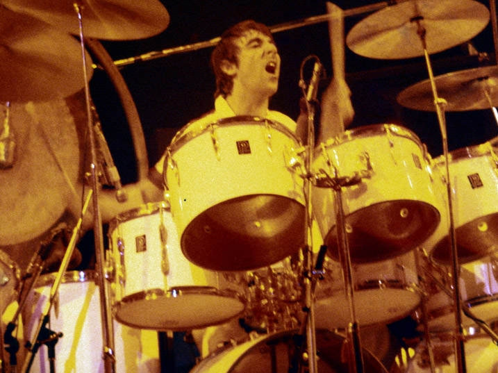 64a896ade45428 Flashback  The Who s Keith Moon remembered